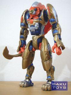 Transformers Beast Machines Deluxe Snarl