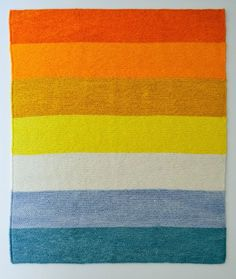 New Super Easy Baby Blanket   Purl Soho