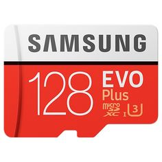 Buy cheap 128g Samsung Memory 128GB EVO Plus MicroSDXC 100MB/s UHS-I (U3) Class 10 TF Flash Memory Card MB-MC128GA/CN High Speed for Phone Tablet Cemara from Tomtop.com. All kinds of SD cards online, various discounts are waiting for you.
