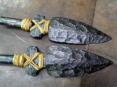 Hand-forged iron Arrowhead Curtain rod and Finial