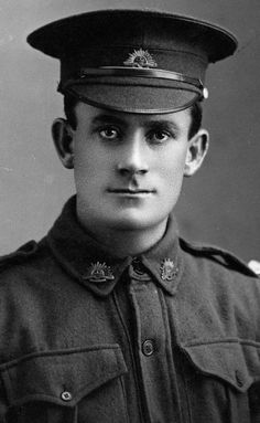 Private Owen McManus died 8 August 1916, WW1, Western Front. Unit: 45th Battalion, Australian Imperial Force. © IWM ( HU 117721)