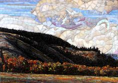 1000+ images about Mosaic landscapes and seascapes on Pinterest ...