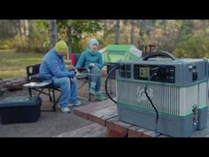 GRENGINE™ 1000 Indiegogo Promo Video - YouTube Pv Panels, Solar Panels, Portable Solar Power, Off Grid Solar, Youtube S, That Way, Power Chicken, Coding, This Or That Questions