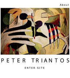 Peter Triantos Art Gallery - 1042 Bathurst St. Toronto, Ontario Canada M5R 3G7