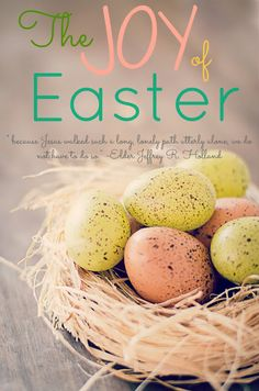 Share the Real Meaning of Easter with Children