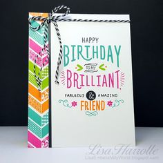 It's a PARTY on this card!  https://shop.catherinepooler.com/collections/ink