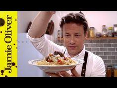 Pasta 7 Ways | Jamie Oliver | Megamix - YouTube Jamie Oliver Sausage Pasta, Jamie Oliver Carbonara, Veggie Pasta Recipes, Best Pasta Recipes, Cooking Recipes, Cooking Pasta, Delicious Recipes, Bolognese, Jamie Oliver Healthy Recipes