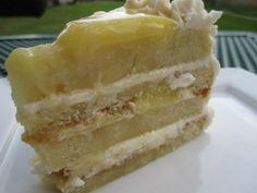 BIRTHDAY LEMON CAKE