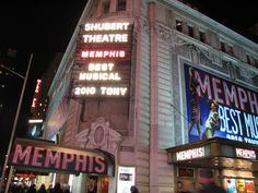 New York City . . . . Nothing like Broadway...I miss having a reason to go