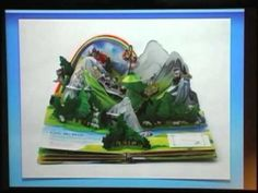 The Birth of a Corporate Pop-Up Book