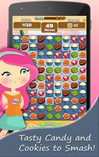 Cookie Jam Saga– captură de ecran miniatură