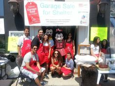 2015 National Garage Sale for Shelter Fun! #garagesale4shelter #royallepage #rlpshelterfdn #royallepagecondoshowroom #toronto #buy #sell #moving
