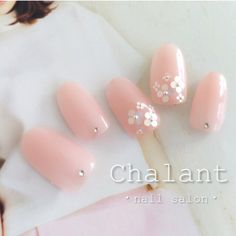 かわいいネイルを見つけたよ♪ #nailbook Pink Acrylic Nails, Glitter Nail Art, Pink Nails, Cute Nails, Pretty Nails, Korean Nail Art, Soft Nails, Nail Art Set, Nail Growth