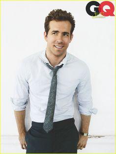 Ryan Reynolds - Made in Canada.