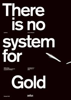 Systems – Poster Series - Minimalissimo