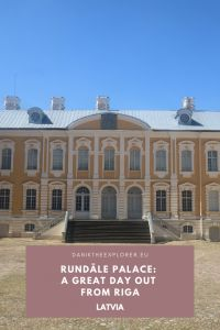 Rundāle Palace: a great day out from Riga