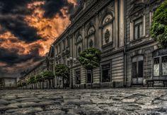 Braila, Romania (by Radu Arama) Romania, Louvre, Building, Travel, Viajes, Buildings, Destinations, Traveling, Trips