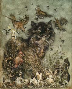 The Mischievous and the Wayward -   Jeremy Hush