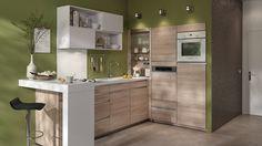 J'adore cette photo de @decofr ! Et vous ? (Source : http://www.deco.fr/photos/diaporama-20-petites-cuisines-modele-d_3637)