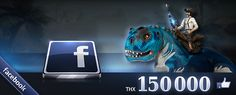 Like on fb for Ds :D