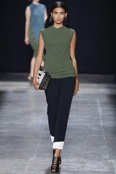 @Narciso_Rodriguez #catwalk #MBFWNY #New_York #capri #trends #SS_2013 #in