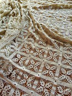Crochet Mat, Crochet Doily Diagram, Crochet Dollies, Crochet Home, Thread Crochet, Crochet Shawl, Crochet Stitches, Crochet Bedspread Pattern, Crochet Tablecloth Pattern