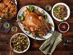 When it comes to the Thanksgiving feast, the sides make the meal. Yes, that grilled turkey or deep-fried version can defy expectations. But for a lot of us, Thanksgiving is a time to trot out … Thanksgiving Sides, Thanksgiving Recipes, Holiday Recipes, Best Chicken Recipes, New Recipes, Vegan Recipes, How To Cook Everything, Grilled Turkey, Baked Ziti