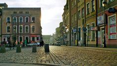 Grudziądz, January 2014  Photo made with Praktica Mtl 3 with Opteco 35mm 2.8