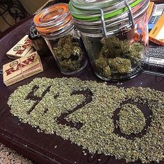thedailychief:  When 4:20 comes around and you wanna show off..   : http://ift.tt/2wgyZAc
