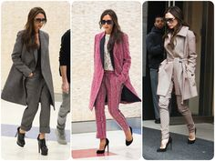 Style Lessons from a Fashion Queen - Victoria Beckham