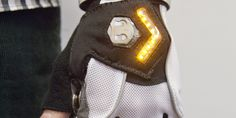 These Gloves Could Save Your Life Turn signal Gloves