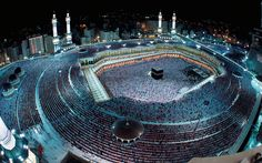 Nine Amazing Photos From #Mecca_Live