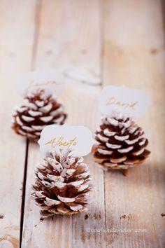 Cook me tender Christmas Table Deco, Christmas Mood, Christmas Is Coming, Christmas 2016, Coffee Break, December Holidays, Pine Cone Crafts, Xmas Decorations, Christmas Inspiration