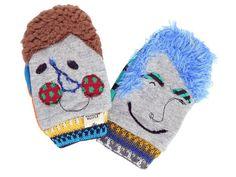 Варежки / Перчатки и варежки / Своими руками - выкройки, переделка одежды, декор интерьера своими руками - от ВТОРАЯ УЛИЦА