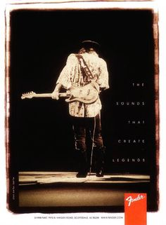 1998 The sounds that create legends - SRV