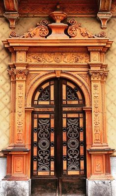 Doors ~ Milan, Italy