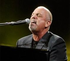 Billy Joel has a new girlfriend. The 'Piano Man' singer - who split from third wife, chef Katie Lee Joel last year - is reportedly dating Alexis Roderick, who works for Morgan Stanley bank in New York after meeting. Artists On Tour, Music Artists, Sound Of Music, Music Is Life, Billy Joel Concert, Forms Of Poetry, Paramount Theater, Piano Player, Piano Man