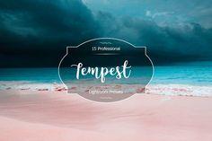Tempest Lr Presets by FaeryDesign on Professional Lightroom Presets, Marketing, Illustration, Movie Posters, Creative, Diy, Film Poster, Bricolage, Illustrations