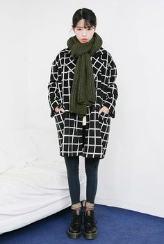 coat | in Asian style | @printedlove