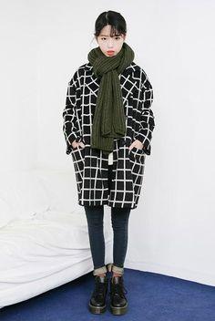 coat | in Asian style | @printedlove