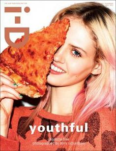 i-D (UK) Got to love your pizza