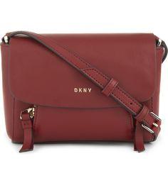 DKNY - Greenwich smooth leather mini cross-body bag | Selfridges.com
