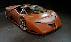 You Won't Believe This Incredible All-Wood Supercar | Maxim