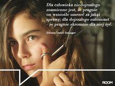 Cytaty: Dorastanie Film, Quotes, Movie Posters, Movies, Movie, Quotations, Film Stock, Films, Film Poster
