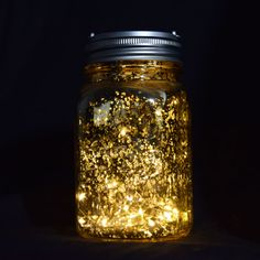 Mason Jar Light Kit! Great Wedding Decoration That Would Look Awesome For Table Center Piece or Hanging Decoration. Bring On The Lights!