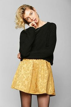 Urban Renewal Full Tapestry Skirt $49.00
