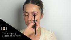 Truco de maquillaje: Sombra de ojos con el colorete Multi Bubble  Blush de être belle cosmetics