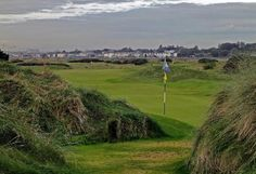 Royal Dublin Golf Club, Ireland - one of the best links courses I've ever played!