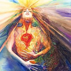 empath and how to protect chakras - Yahoo Image Search Results Tantra, Highly Sensitive Person, Sensitive People, Feminine Energy, Divine Feminine, Sacred Feminine, Chakras, Sacral Chakra, Chakra Healing