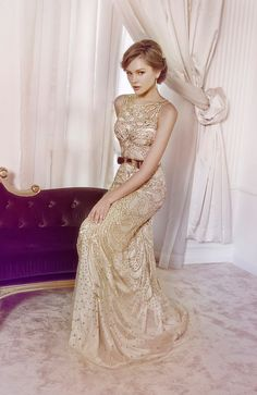 Shades of Romance - Wedding Gown   RICO-A-MONA